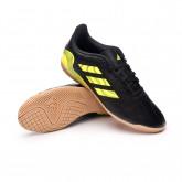 Futsal Boot Kids Copa Sense.4 IN Black-Solar yellow