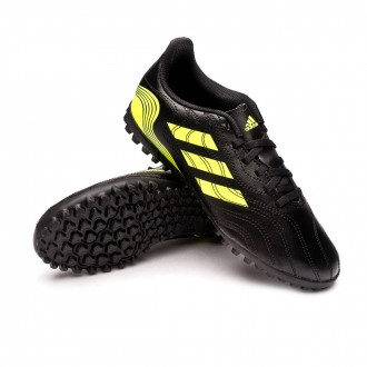 Copa Sense.4 Turf Niño Black-Solar yellow
