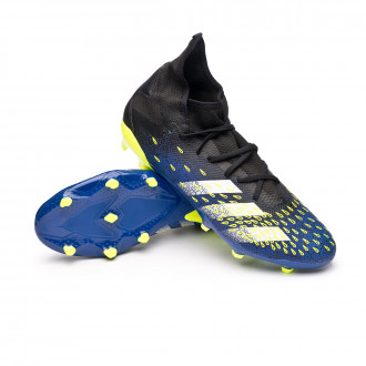 Predator Freak .3 FG Black-White-Solar yellow