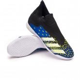 Futsal Boot Predator Freak .3 LL IN Black-White-Solar yellow
