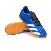 Futsal Boot Predator Freak .4 IN Sala Royal blue-White-Black