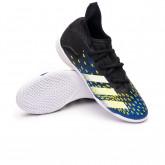 Futsal Boot Kids Predator Freak .3 IN  Black-White-Royal blue