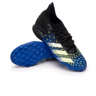 Predator Freak .3 Turf Niño Black-White-Solar yellow