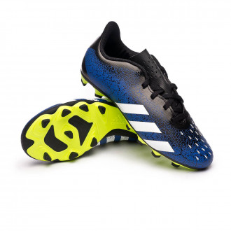 Predator Freak .4 FXG Criança Royal blue-White-Black