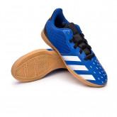 Futsal Boot Kids Predator Freak .4 IN Sala Royal blue-White-Black