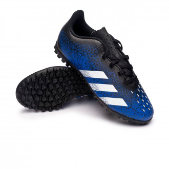 Predator Freak .4 Turf Niño Royal blue-White-Black