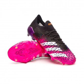Predator Freak .1 L FG Black-White-Shock pink