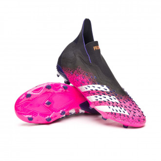 Predator Freak + FG Niño Black-White-Shock pink