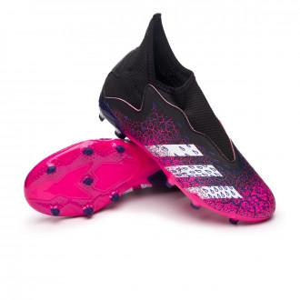 Predator Freak .3 LL FG Niño Black-White-Shock pink