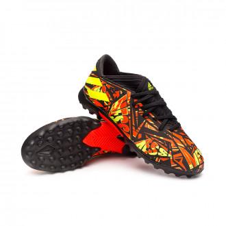 Nemeziz Messi .3 Turf Solar red-Solar yellow-Core black
