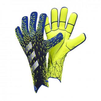 Predator Pro Black-Team royal blue-Solar yellow-White