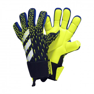 Predator Pro Niño Black-Team royal blue-Solar yellow-White