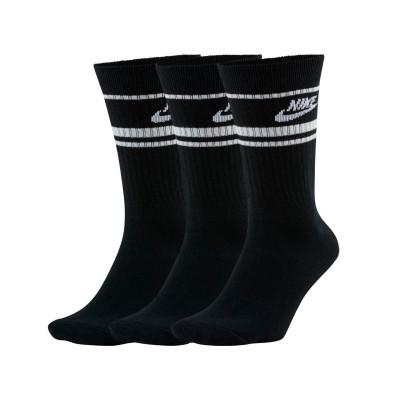 calcetines-nike-sportswear-essential-stripe-crew-3-pares-black-white-0.jpg