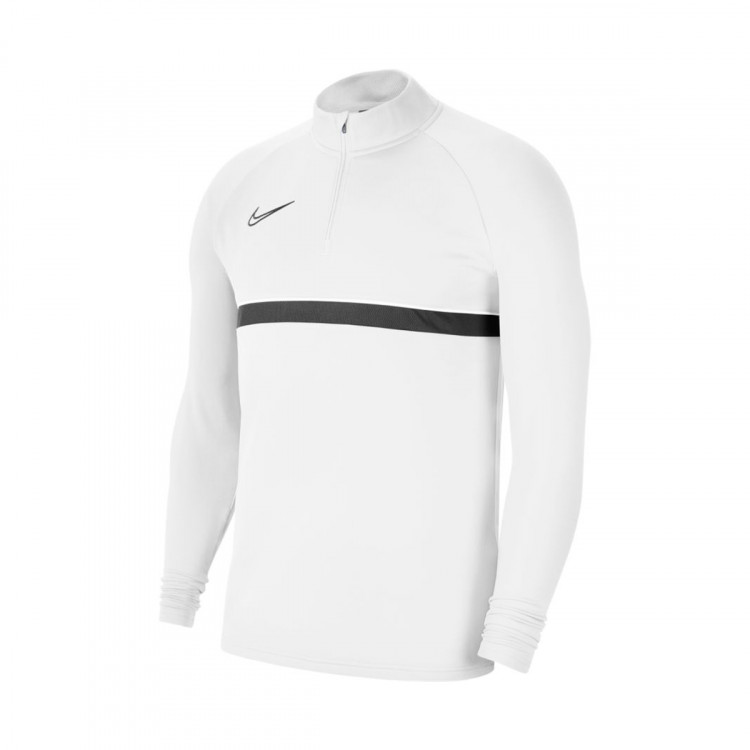 Academy 21 Drill Top White-Black-Black
