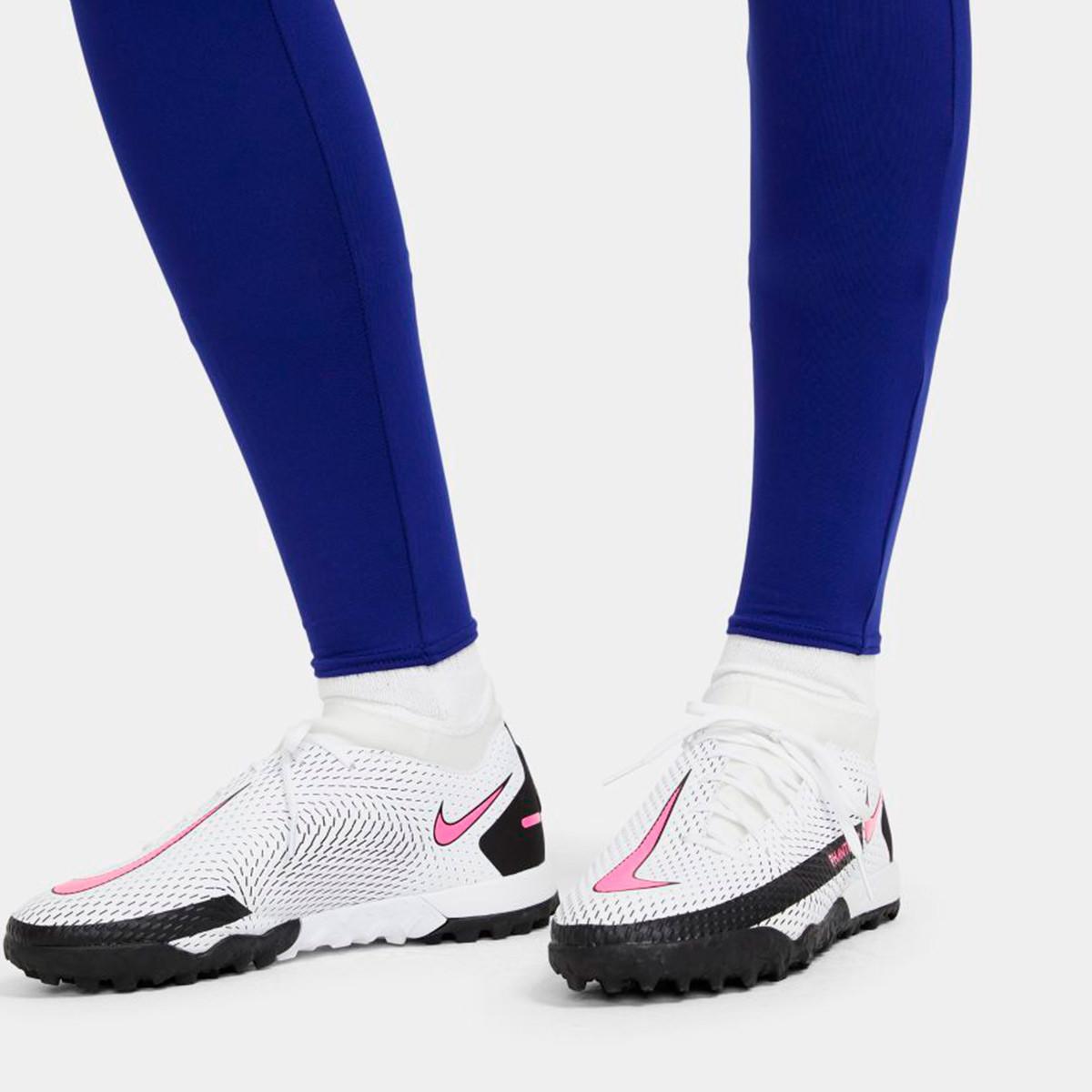 Pantalon Largo Nike Fc Barcelona Academy Pro Knit 2020 2021 Mujer Deep Royal Blue Light Fusion Red Futbol Emotion