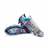 Football Boots Phantom GT Elite 3D FG Chlorine blue-Pink blast-Opti yellow-White