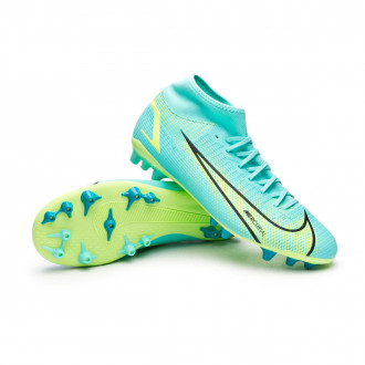 Mercurial Superfly 8 Academy AG Dynamic turquoise-Lime glow-Off noir