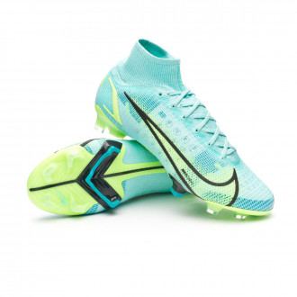 Mercurial Superfly 8 Elite FG Dynamic turquoise-Lime glow-Off noir