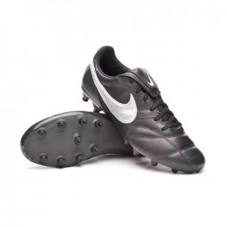 Premier II FG Off noir-Metallic silver-Black