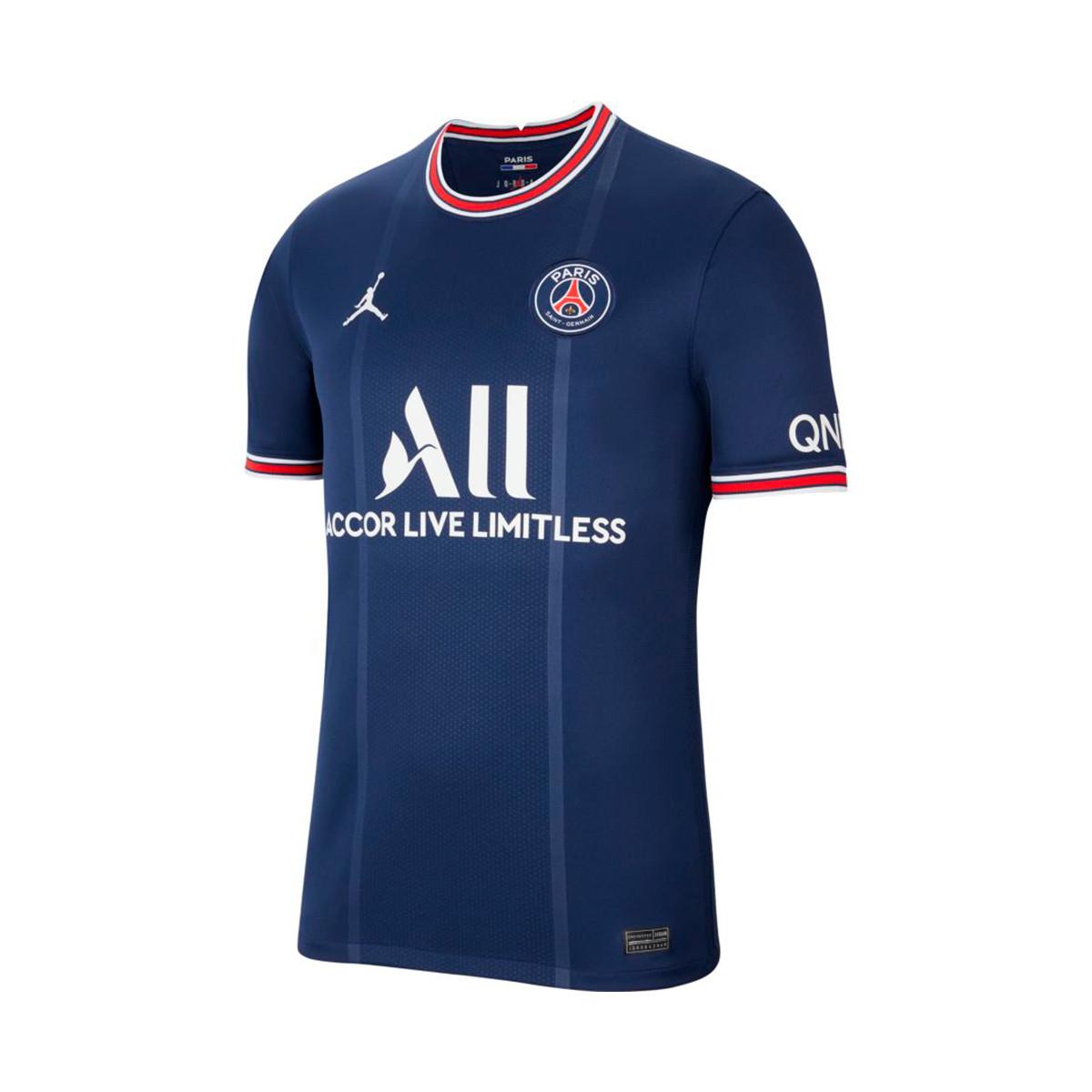Nike Paris Saint Germain Home Jersey Stadium 2021-2022 Jersey