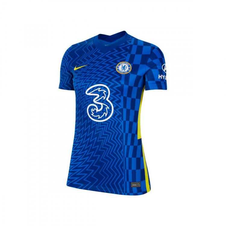Maglia Nike Chelsea FC Primera Equipación Stadium 2021-2022 Mujer