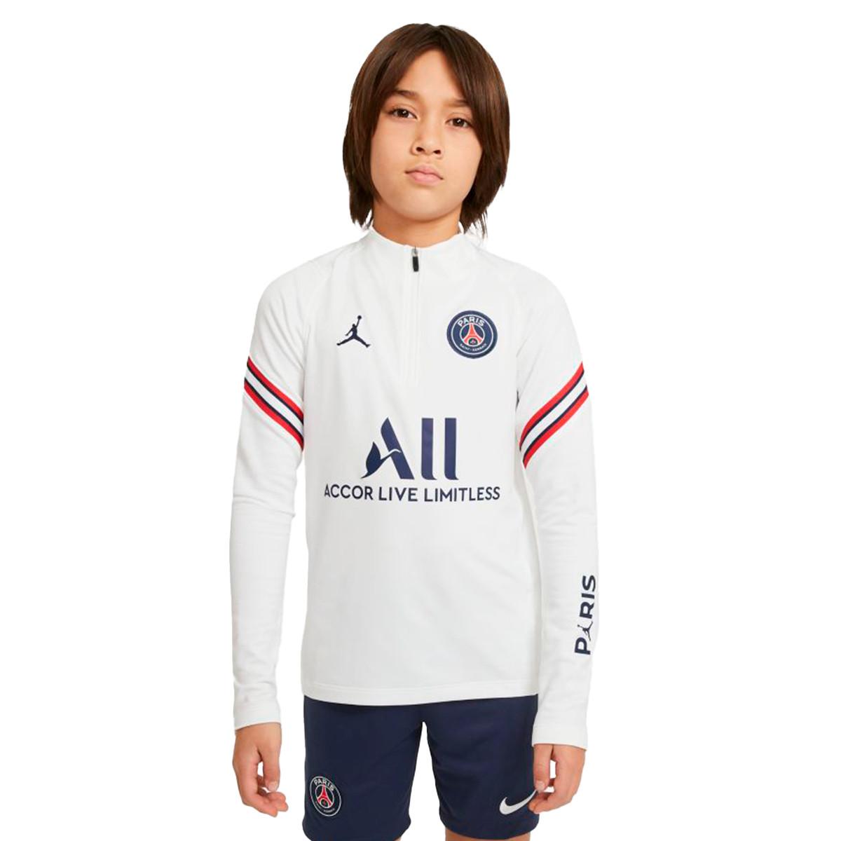 Felpa Nike Paris Saint Germain Strike 2021-2022 Bambino