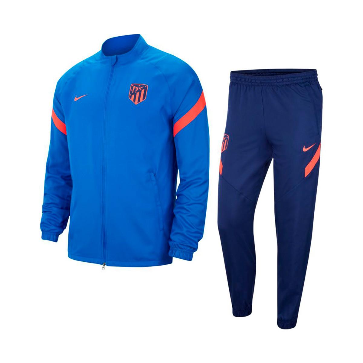 Tuta Nike Atletico Madrid Strike 2021-2022