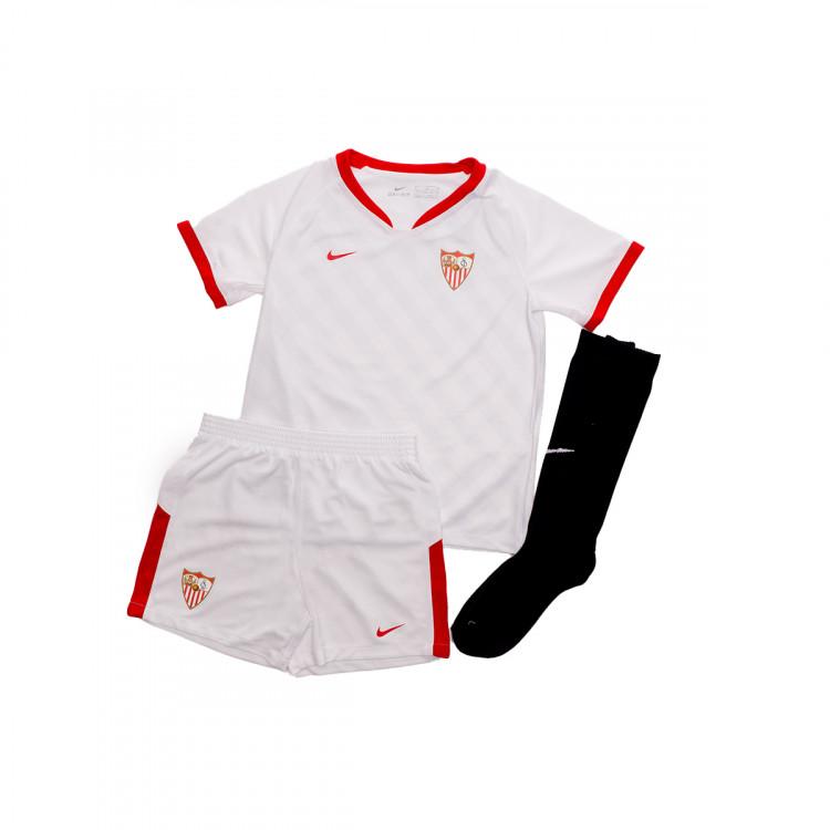 Completo Nike Siviglia FC Primo Kit 2020-2021 Bambino