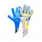 Guante No Goal Zero Pro Knit Aqualove Grey-Blue