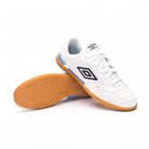 Zapatilla Sala II Liga White-Black-Royal