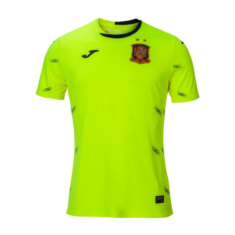 Camiseta Joma España Fútbol Sala Primera Equipación ...