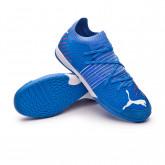 Tenis Future Z 1.2 Pro Court Sunblaze-Puma white-Bluemazing