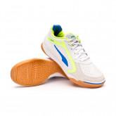 Tenis Ibero II Puma White-Bluemazing-Green Glare-Gum