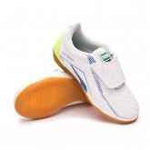Tenis Truco II Cinta adhesiva Niño Puma white-Bluemazing-Green glare-Gum