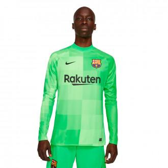 Maglie del FC Barcelona. Abbigliamento del FC Barcellona 2021 ...