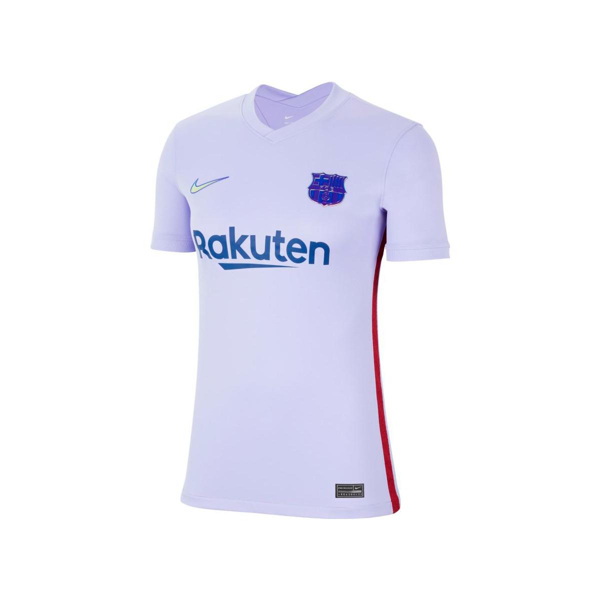 Nike Women FC Barcelona Stadium Away Jersey 2021-2022 Jersey