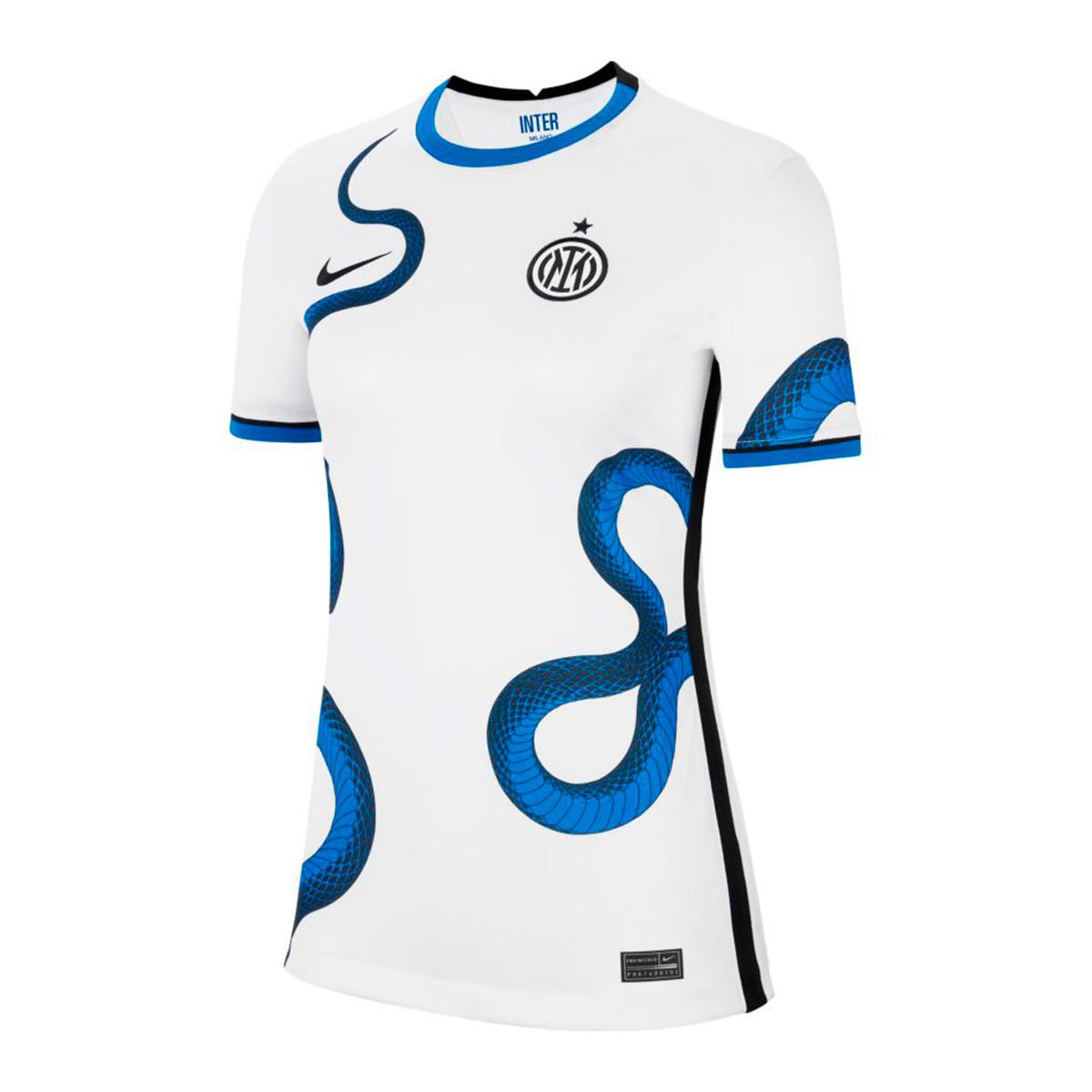 Nike Women Inter de Milan Stadium Away Jersey 2021-2022 Jersey