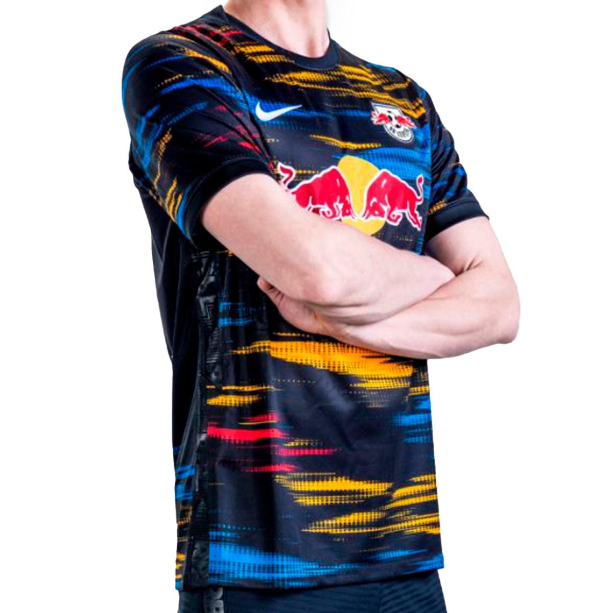 Maglia Nike Red Bull Leipzig Secondo Kit Stadium 2021-2022