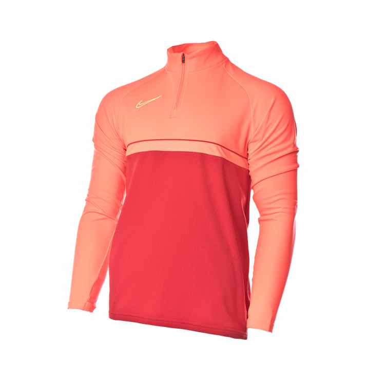 Academy 21 Drill Top Gym Red Chile Red