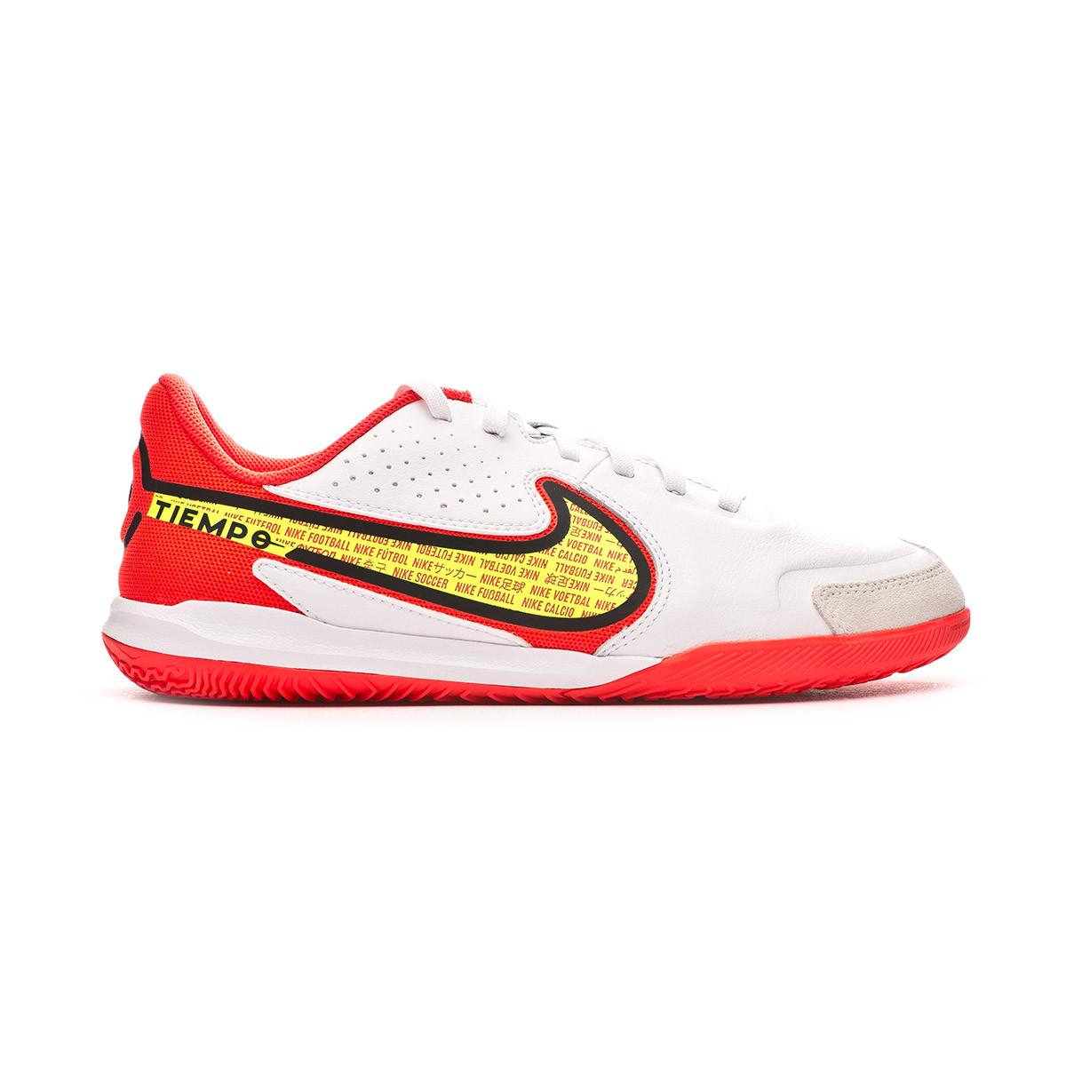 Chaussure de futsal Nike Tiempo Legend 9 Academy IC Enfant
