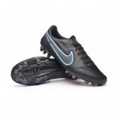 Scarpe Tiempo Legend 9 Pro AG-Pro Black-Iron grey-University blue