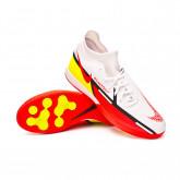 Futsal Boot Phantom GT2 Academy DF IC White-Bright crimson-Volt-Black