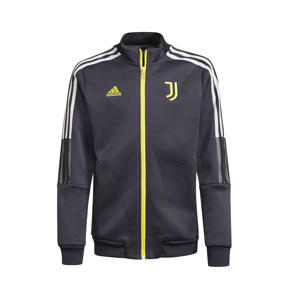 Giacca adidas Juventus Anthem 2021-2022 Bambino