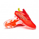Football Boots X SpeedFlow.2 FG Red-Black-Solar red