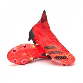 Predator Freak + SG Red-Black-Solar red