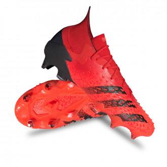 Predator Freak .1 SG Red-Black-Solar red