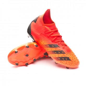 Predator Freak .2 FG Red-Black-Solar red