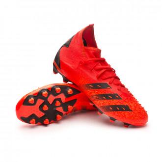 Predator Freak .2 MG Red-Black-Solar red
