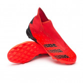 Scarpe Predator Freak .3 LL Turf Red-Black-Solar red
