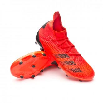 Predator Freak .3 FG Red-Black-Solar red